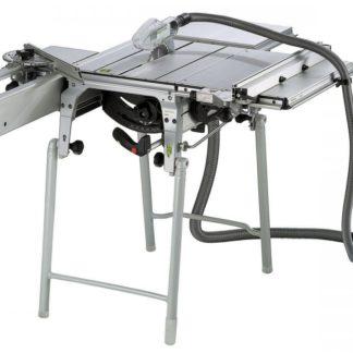 Scie semi-stationnaire Precisio CS 50 EBG Set Festool