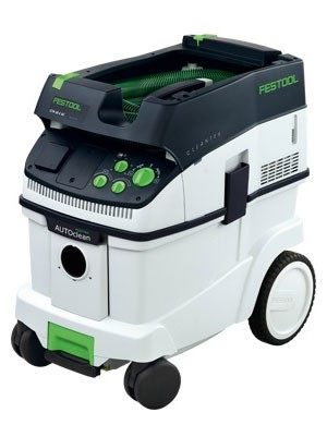 Aspirateur CLEANTEX CTM 36E LE Festool