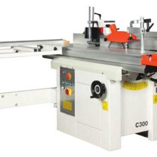 Combinée à bois 7 opérations C300 Lurem